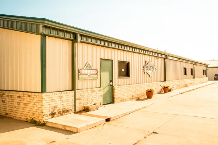 Gomez Indoor Facility